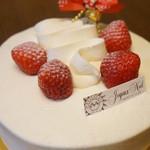 モンサンクレール - ノエルフレーズ(2013年クリスマスケーキ)