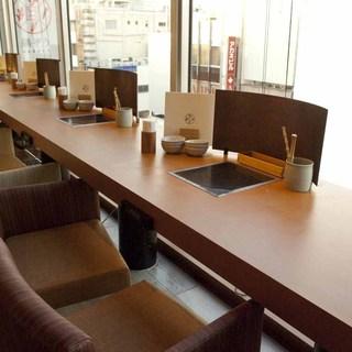 新宿の鍋ぞうで一番ロケーションがいいお店