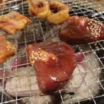 焼肉ホルモン 東治郎 - 料理写真:マメ(腎臓)がプリップリ♪