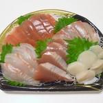 角上魚類 - 刺身盛合 得盛 ¥1,000