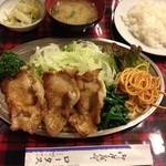 27966810 - 生姜焼き定食
