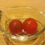 アベー - チェリートマトのマリネ
