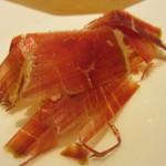 アベー - 鹿児島産生ハムと焼きオレンジ