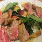 レストラン アベー - 料理写真:豪州産 仔羊背肉のロースト