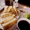 城門 - 料理写真:焼きサンドセット(ミックス)