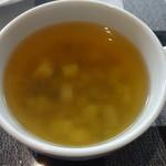 イルキャンティ 大崎 - スープ
