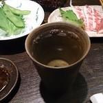 うなぎ 平八 - 田酒