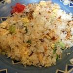 サロン・ド・マリィ・ルウ - ランチの鮭炒飯