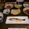かわせみ - 料理写真:夕食メニューH25