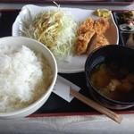 27972096 - ひれかつ膳(820円)