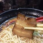 麺屋 風迅 - チャーシュー