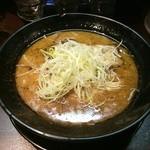 麺屋 風迅 - 魚介豚骨ラーメン(680円)