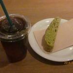 ラウンドポイントカフェ - 食べたモノ