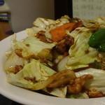 台湾料理 福福 - 料理写真:回鍋飯