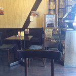 かふぇ ぼくんち - 昔ながらの喫茶店といった懐かしい雰囲気です