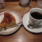27976857 - ケーキとコーヒー