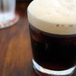 ワイルドキャナリー - 黒ビールみたいなアイスコーヒー