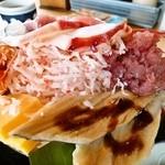 27977600 - 海鮮丼「あっぷ図」①