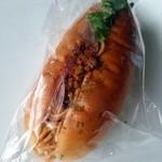 みゅうみゅう - ミートスパゲティサンド