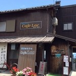 cafe Lac - 2014.6月訪問時の外観!