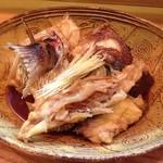 27979121 - 真鯛のあら炊き