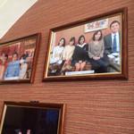 ライカノ - 【2014.6追加】店内には五郎さんの写真も(笑)