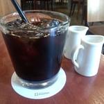ムートン - アイスコーヒー
