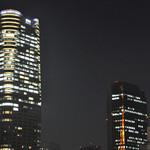 ESCRIBA - 森ビルの並びに見えます