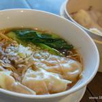 京鼎樓 - 雲呑麺(ワンタン麺)【2014年6月】
