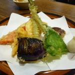 27984084 - 野菜天ぷら