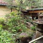 西陣 鳥岩楼 - 坪庭