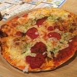 さくら水産 - マルゲリータピザ