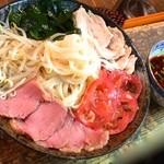 中華第一家 杜記 - 鴨スモーク四川風つけ麺