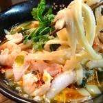 中華第一家 杜記 - 海鮮冷麺