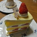 27987919 - ショートケーキ