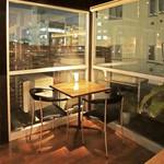 ESCRIBA - 店内コーナー・テーブル