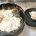宇都宮餃子さつき  - 餃子丼+下野餃子