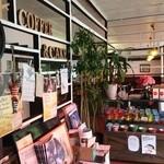 シュルプリーズ - カフェ入口