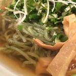 ななふく - 2014冷やし(麺UP)