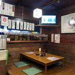 萬里 - 店内の様子