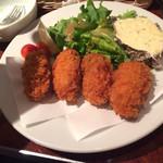 Oyster Bar ジャックポット - カキフライ