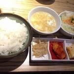 寿恵比呂 北口店 - セット
