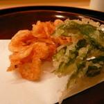 味 ふくしま - 桜海老の香りが良いです