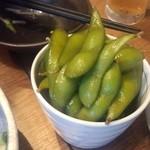 27997116 - 漬け枝豆