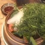 27997120 - 野菜せいろ蒸し