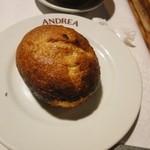 ristorante ANDREA - 1.パン