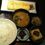 Kuchihacchoukazeyasugihara - 出巻定食