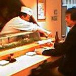 新橋 蛇の目寿司 - カウンターでお好みをいただく幸せ!