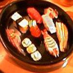 新橋 蛇の目寿司 - 特上にぎり1890円。ランチはこれが1500円