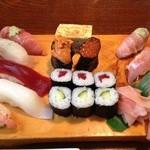力寿司 - 美味しくて、(*^_^*)